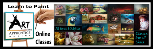Learn To Paint with Online Art Classes Now!