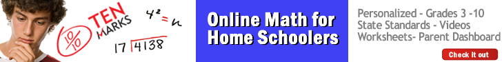homeschool math online