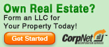 Own Real Estate?  Form an LLC for your Property Today!