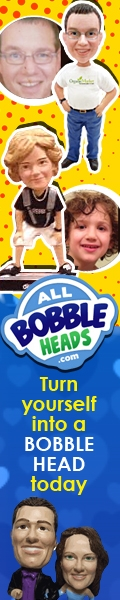 Turn Yourself into a Bobblehead
