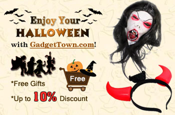 Halloween Promotion at GadgetTown.com