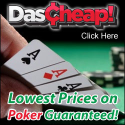 sale on Poker Supplies