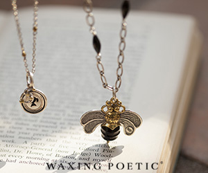 Jewelry with Meaning - Waxing Poetic Jewelry