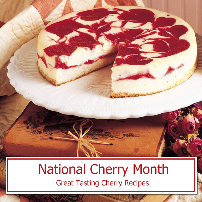 Cherry me a whole year
