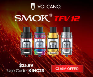 SMOK TFV12 King Cloud Beast Tank $23.99 with code KING23