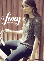Shop Foxy Originals!