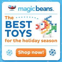 Shop for the best toys for the holidays at Magic Beans