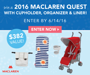 Win a Maclaren Quest!
