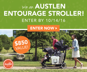 Win a Austlen Entourage!