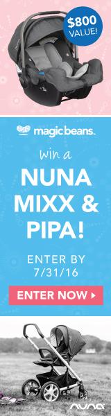 Win a Nuna Mixx + Pipa