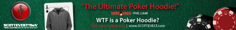 WTF is a Poker Hoodie