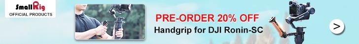 DJI Ronin-SC Handgrip