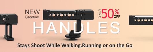 Action Stabilizing Shoe Handle