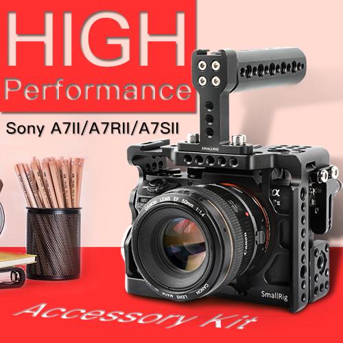 Sony A7II/ A7RII/ A7SII