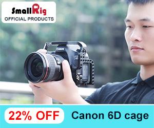 Canon 6D cage