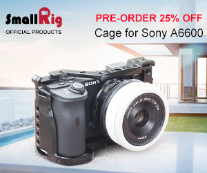Sony A6600 Cage