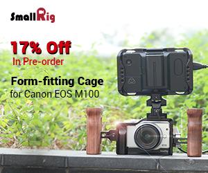 Canon M100 Cage