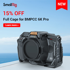 BMPCC 6K Pro cage