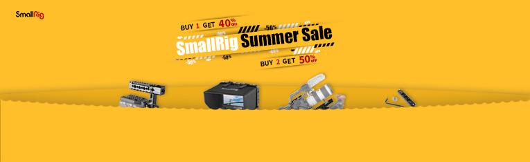 765 234 - 50% Off Buy Any Two SmallRig Camera Rigs