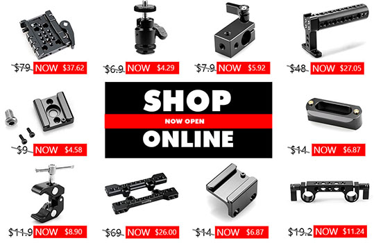 Digital Camera Accessories Up to 50% Off