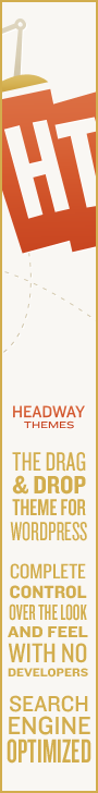 Headway Themes – The Drag & Drop Theme For WordPress