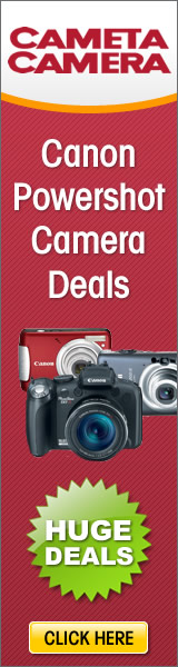 Save on Canon Powershots