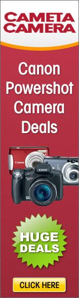 Save on Canon Powershots