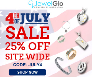 4th Of July Sale Starts. 25% OFF Site Wide