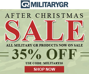 After Christmas Sale - Use Code: MILITARY35 at Checkout