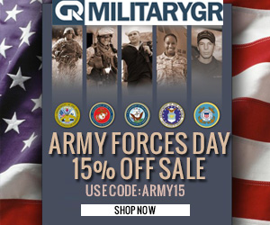 Armed Forces Day Sale. 15% OFF Site Wide
