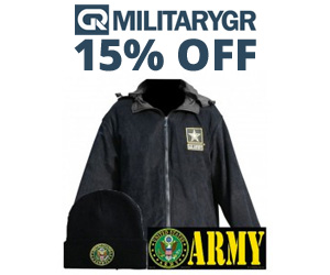 15% OFF for All Military Sets