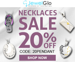 20% OFF for All Pendant Necklaces
