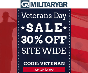 Veteran's Day Sale. 30% OFF Site Wide