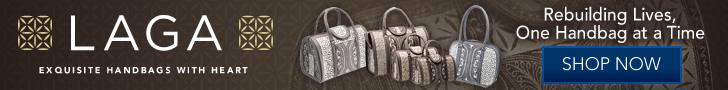 Laga Handbags - Handmade designer handbags