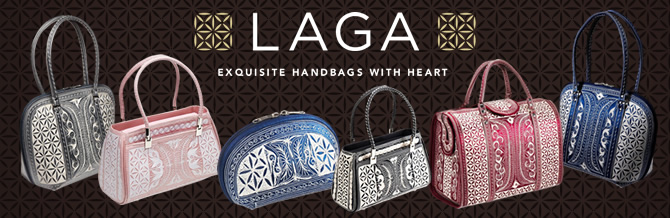 Laga – Exquisite Handbags with Heart
