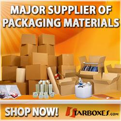 Long Shipping Boxes