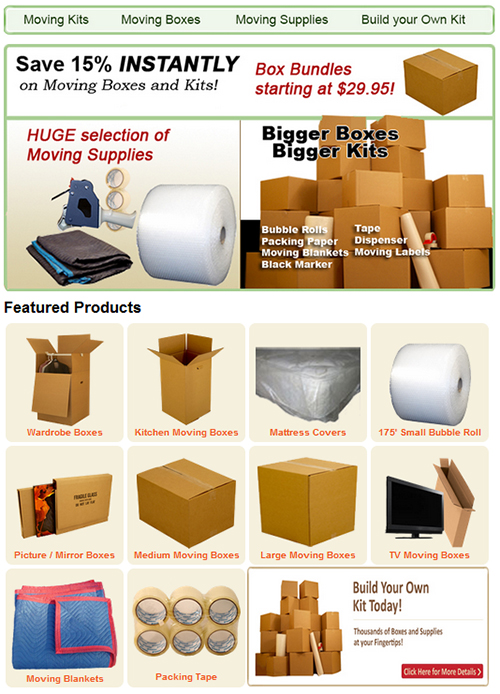 Buy Boxes For Moving