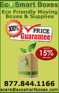 Save 15% Ecosmartboxes.com