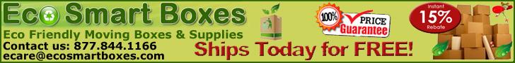 Best Moving Boxes - Ecosmartboxes