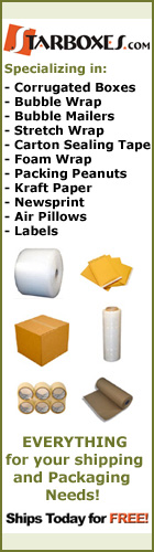 Business Packaging Supplies - Stretch Wrap