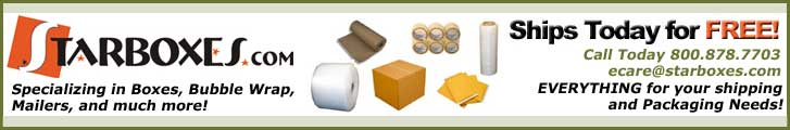Shipping Boxes - Corrugated Boxes