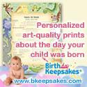 Birthday Keepsakes.com coupons