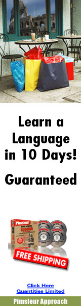 Learn a Language in 10 Days
