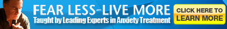 Find Out Why Anxiety Can't Be Cured - Fear Less-Live More