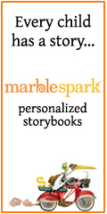 Personalized Books by MarbleSpark