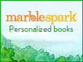 MarbleSpark Personalized Books