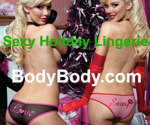 Sexy Xmas Gifts on BodyBody.com