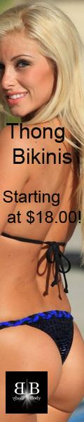 Thong Bikini Sale