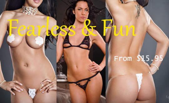 Fearless and Fun Lingerie