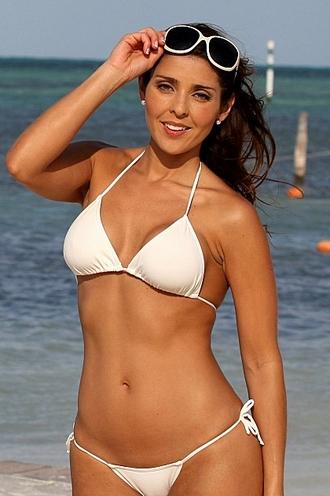 West Street Beach - String Bikini